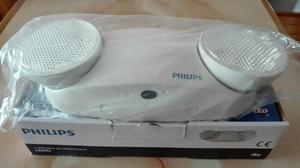 Vendo 6 Luces de Emergencia Phillips