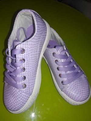 Zapatillas de Niña Talla