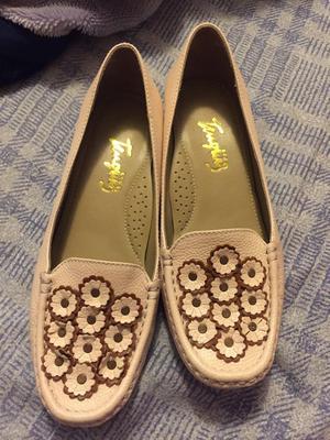 Zapatos Tanguis Originales Talla 35 Nuev