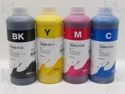 Tinta Pigmentada De Muy Alta Calidad Por Litro