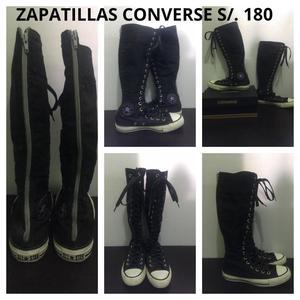 Converse oftálmicas negras | Posot Class