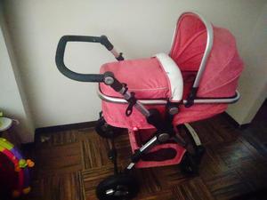 Coche de Bebe Golden Baby, Semi Nuevo