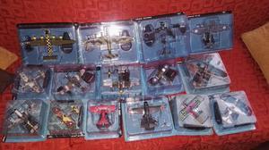Coleccion de Aviones Del Comercio