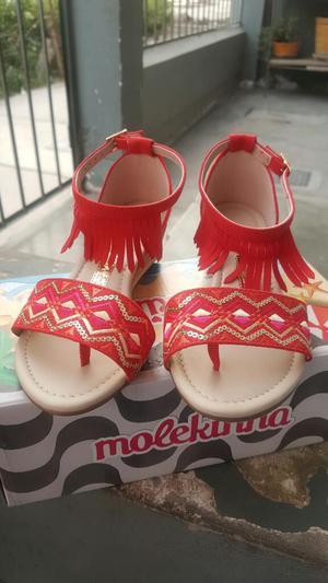 Sandalias para Niñas Molekinha