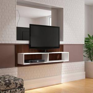 Mueble flotante forma de cubo repisa estante 25 x 25 cm Muebles flotantes para tv