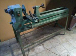 Se vende 4 maquinas para taller de carpinteria s/