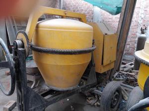 Mezcladora de concreto tipo trompos y tolvas posot class - Mezcladora de cemento ...