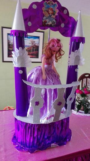 a0d73104a Vendo piñata princesa sofia