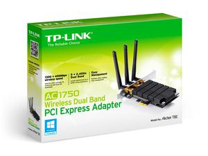 Adaptador Inalámbrico de Doble Banda PCI Express AC