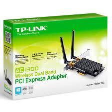 Adaptador PCI Express Inalámbrico de Doble Banda AC