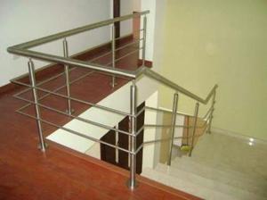 Barandas Escaleras de Acero Inoxidable