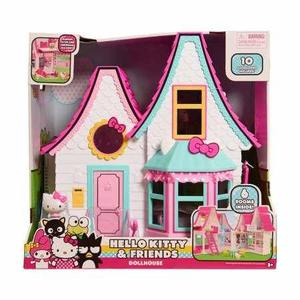 Casa De Hello Kitty Dollhouse Juguete Original Delivery