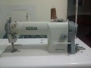 Maquina de coser recta Industrial