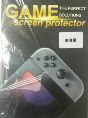 Nintendo Switch Mica Templada