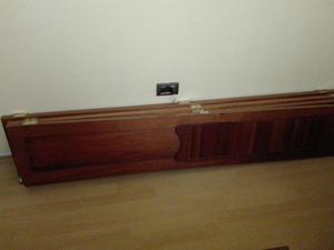 Puertas de cedro para closet