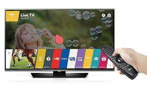 VENDO TV LG SMARTV WEBos 42LF64