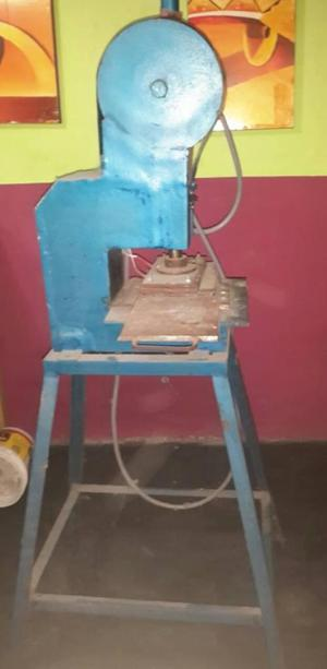 vendo maquina de repujado manual