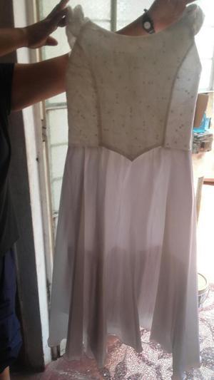Venta de Vestido Blanco