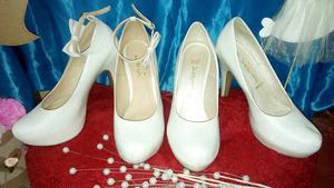 Hermosos Zapatos de Novia