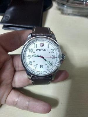 Reloj Wenger Suizo Victorinox Swiss Made