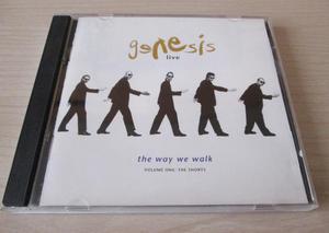 Genesis Live The Way We Walk Cd tumusica