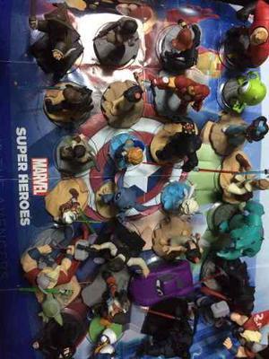 Disney Infinity Personajes Ps4 Xbox One Xbox 360 Wii U Wii
