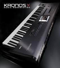 vendo teclado nuevo kronos