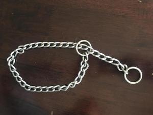 Cadena Collar De Ahorque Para Perro Grande