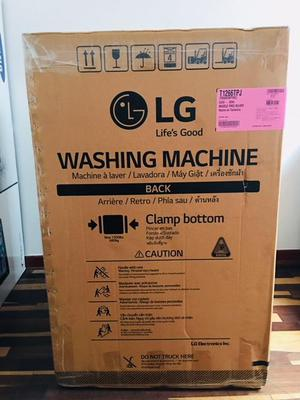 Ocasion Vendo Lavadora LG 12 Kilos Color Plata