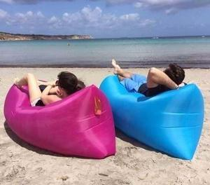 Sillon Inflable, Camping, Playa, Sofa