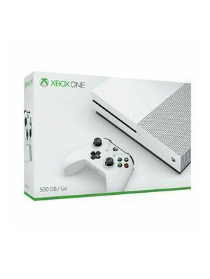 Xbox One S 500gb Blanco Oferta Navideña!!!