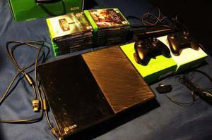Xbox One Usado - Kinect - Dos Mandos - 17 Juegos