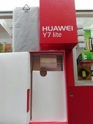 Huawei Y7 Lite ,nuevo en Caja