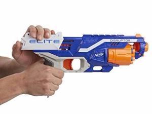 Juguete Accustrike Disruptor (strongarm) B Hasbro