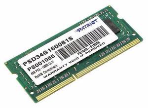 Memoria 4gb Ddr3 Laptop Pc3l- Pc Varias Marcas