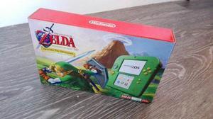 Nintendo 2ds Edición Limitada The Legend Of Zelda