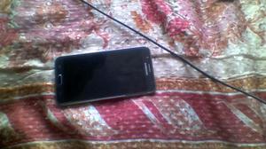 vemdo celular sansung j7 pantalla negra a 100 soles