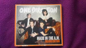 One Direction Made in the AM deluxe edition
