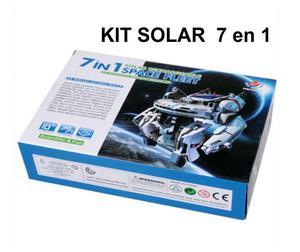 7en1 Armable Robot Solar No Balanza Poker