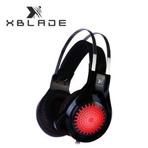 AUDIFONO C/MICROF. XBLADE GAMING SLAYER HG BLACK