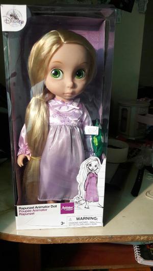 Animators Collection Muñeca Rapunzel