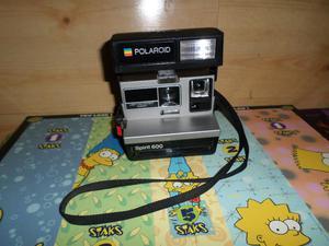 Camara Fotografica Polaroid Modelo 600