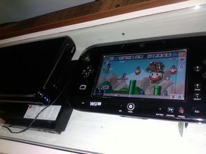 Nintendo Wii U con 17 Juegos Wiiu