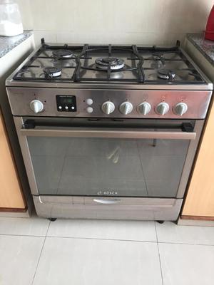 Cocina a gas bosch pro posot class for Cocina de gas profesional