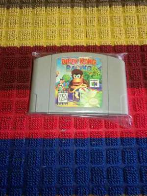 Didy Kong Racing N64 /juego Nintendo 64