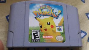 Hey You Pikachu Para Nintendo 64