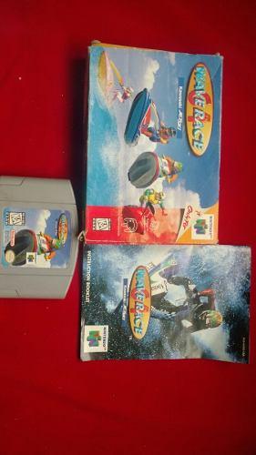 Wave Race 64 Nintendo 64 En Caja