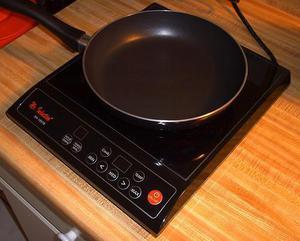 cocina de induccion para usar con Ollas rena ware