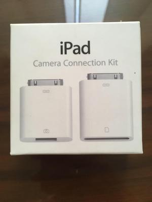 Adaptador para iPad/iPhone 31 pins para USB y tarjeta SD