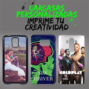 Case Personalizados LG G3, G4, G4 Beat, G4 Stylus, G5, G6,